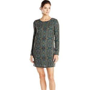 <prAna> Cece print dress size large